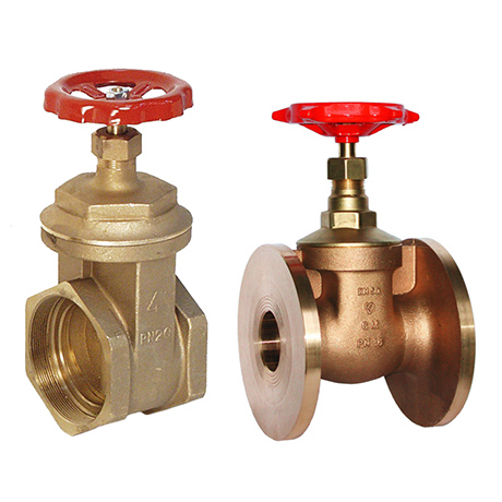 Bronze & Brass Gate Valve
