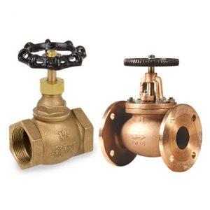 Bronze & Brass Globe Valve