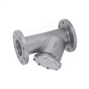 STAINLESS STEEL Y-STRAINER ANSI